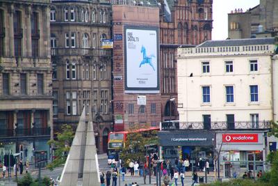 Edinburgh S. St Andrew St.