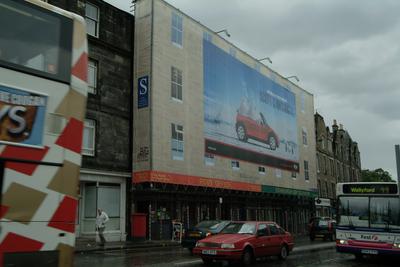 Edinburgh London Road